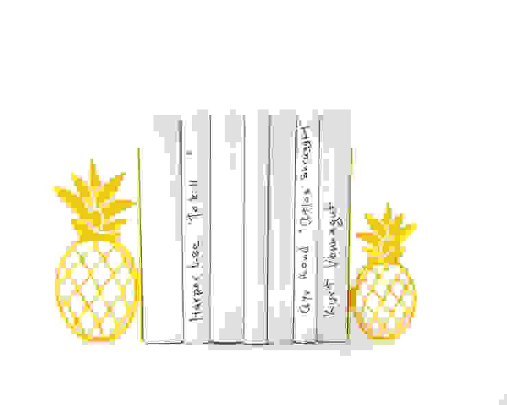 Buchstützen Ananas von DesignAtelierArticle Minimalistisch