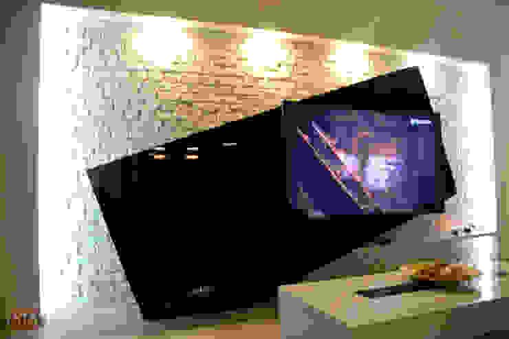 ROAS Mimarlık 客廳電視櫃