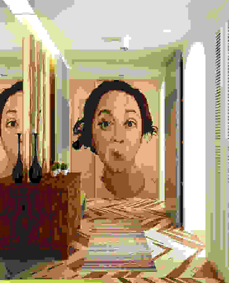 Paredes y pisos de estilo mediterráneo de WhiteRoom Mediterráneo
