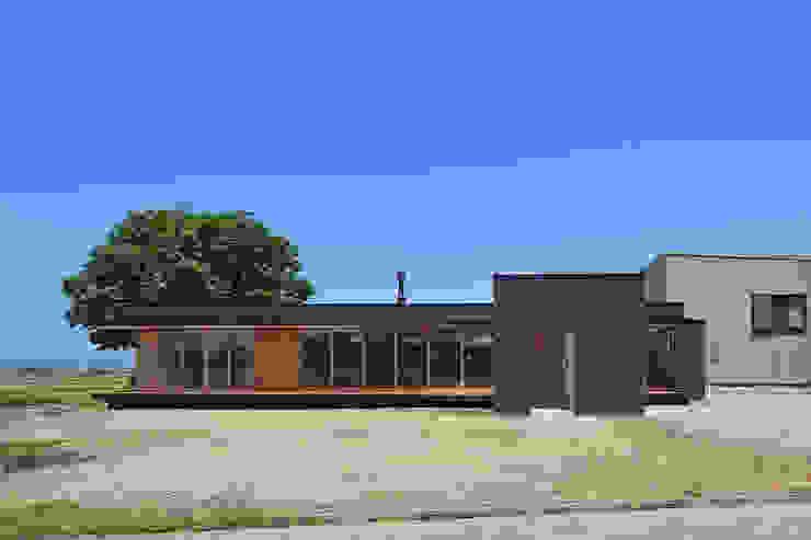 CONVEX HOUSE / 南側外観1 モダンな 家 の SCALE     株式会社スケール モダン