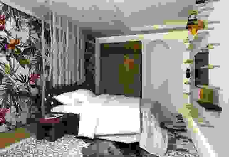 Dormitorios de estilo mediterráneo de WhiteRoom Mediterráneo