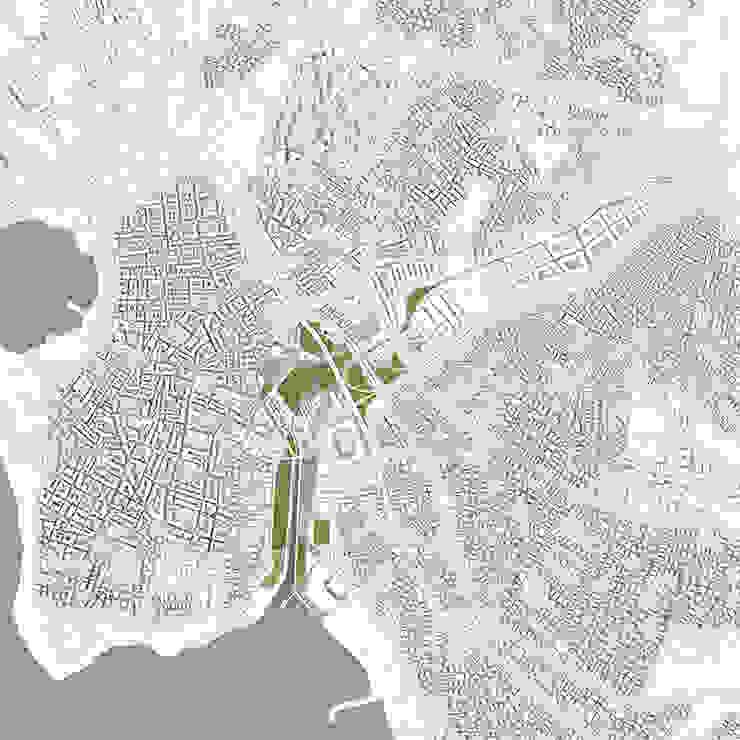 Kurbağalıdere Vadisi Modern Havalimanları Praxis Peyzaj Mimarlığı ve Kentsel Tasarım Modern
