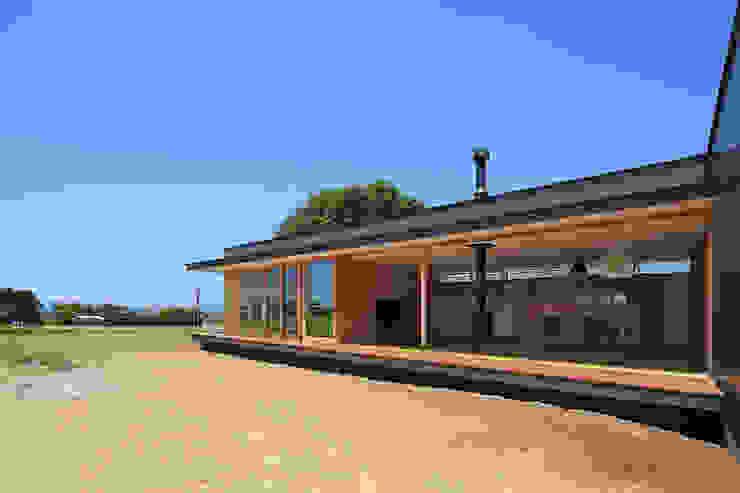 CONVEX HOUSE / 南側外観3 モダンな 家 の SCALE     株式会社スケール モダン