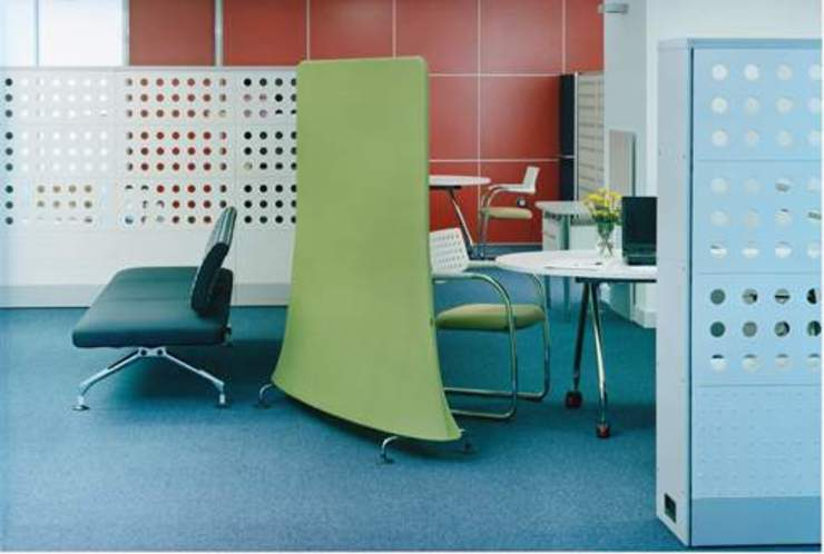 Nestle Turkey Modern Çalışma Odası Pop Design Modern