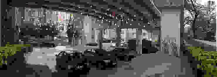 Işık Tarlası Praxis Peyzaj Mimarlığı ve Kentsel Tasarım Rustik