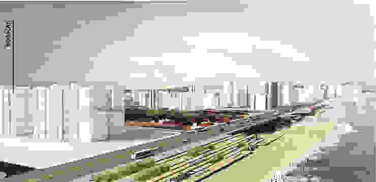 Konyaaltı Plajı Praxis Peyzaj Mimarlığı ve Kentsel Tasarım Akdeniz