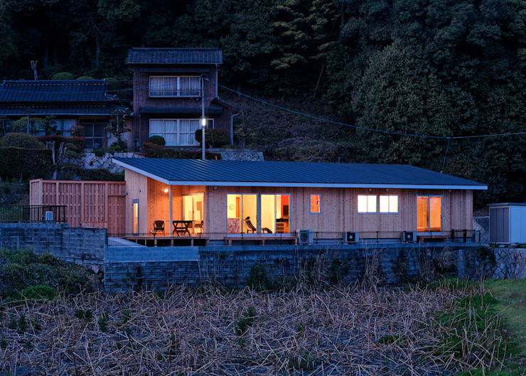 HOUSE M ラスティックな 家 の 株式会社 長野総合建築事務所 ラスティック