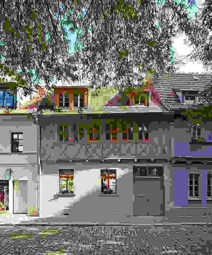 Stephanikirchhof qbatur Planungsgenossenschaft eG Klassische Häuser