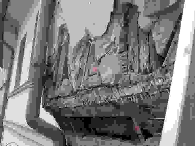 Detail Schäden Fachwerkfassade qbatur Planungsgenossenschaft eG