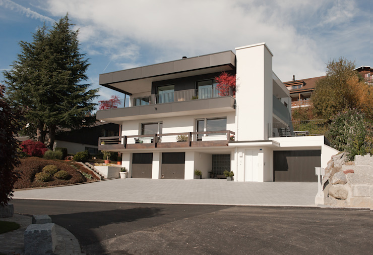 B+B Planer AG บ้านและที่อยู่อาศัย