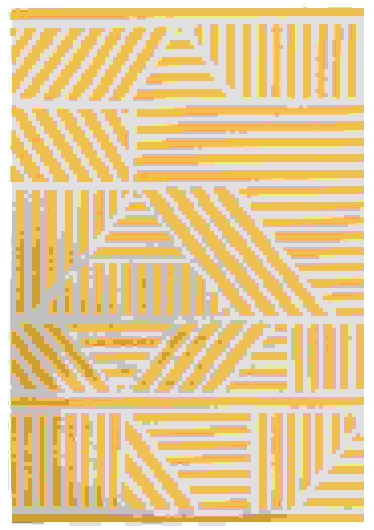 Loha Yellow FLOOR_STORY Wände & BodenTeppiche und Läufer