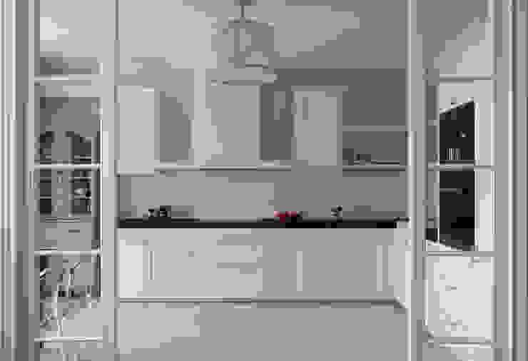 МАРИНА ПОКЛОНЦЕВА Rustic style kitchen