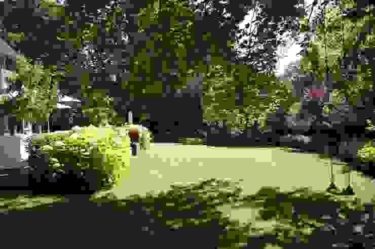 landelijke moderne tuin in Bloemendaal Landelijke tuinen van Biesot Landelijk