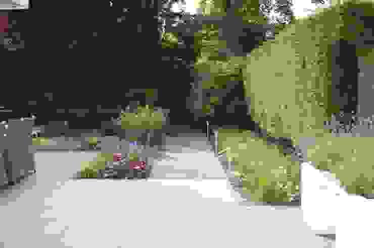Moderne tuin Heemstede Moderne tuinen van Biesot Modern