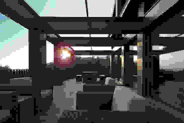 Balcones y terrazas modernos de SimmenGroup Holding AG Moderno
