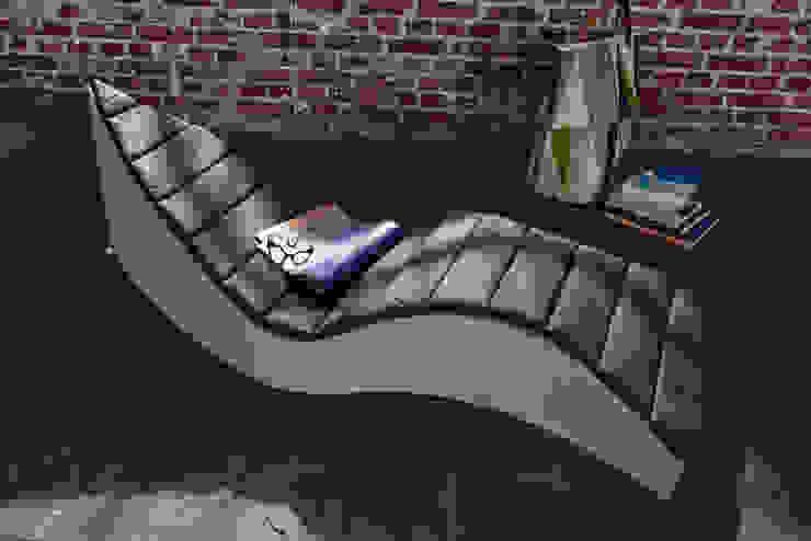 Projekty,  Salon zaprojektowane przez homeform GmbH, Nowoczesny