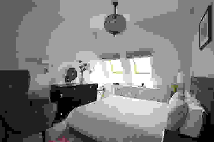 МАРИНА ПОКЛОНЦЕВА Scandinavian style bedroom
