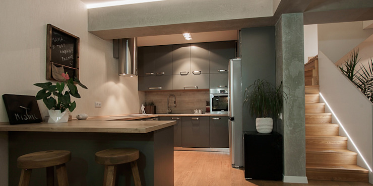 Кухни в . Автор – Despace,