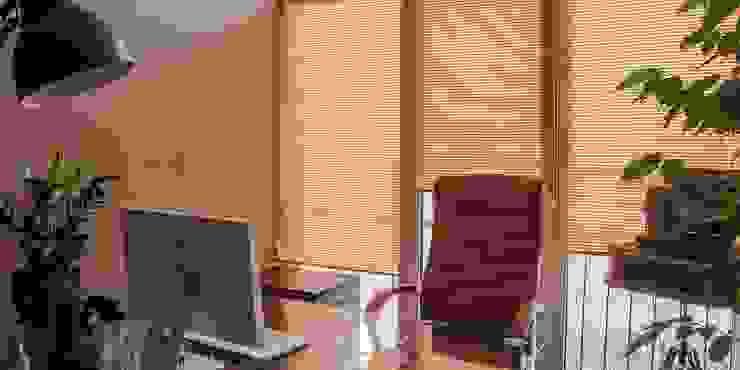 Трехуровневая квартира Рабочий кабинет в стиле минимализм от Despace Минимализм