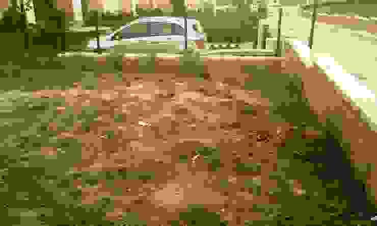 ÖNCEKİ / BEFORE Bahçevilla Peyzaj Tasarım Uygulama Kırsal/Country