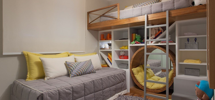 Modern Kid's Room by SESSO & DALANEZI Modern