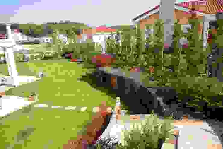 SONRAKİ / AFTER Bahçevilla Peyzaj Tasarım Uygulama Kırsal/Country