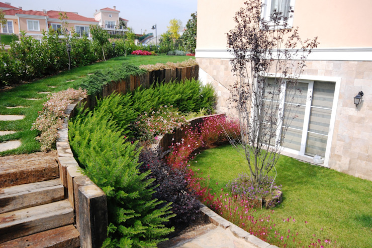 Bahçevilla Peyzaj Tasarım Uygulama의 컨트리 , 컨트리