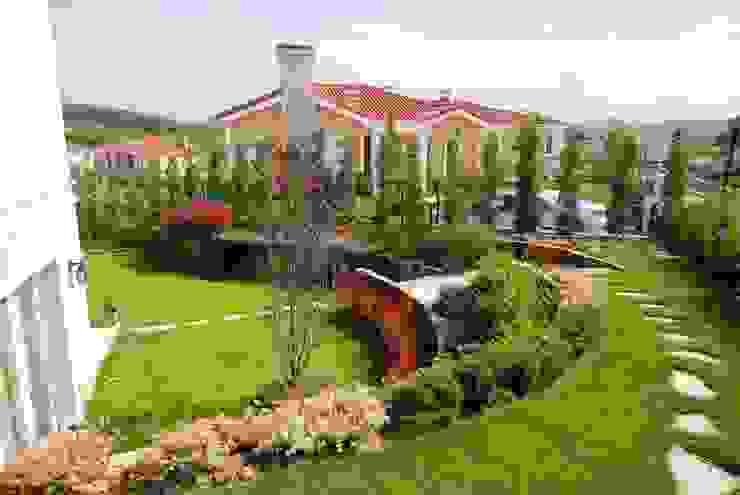 Bahçeler de şev çözümleri / Bahçevilla Peyzaj Tasarım Uygulama Kırsal/Country
