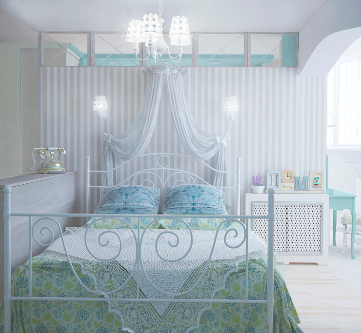 Classic style bedroom by Katerina Butenko Classic