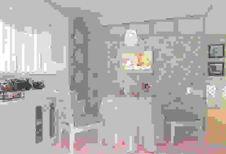 Katerina Butenko ห้องครัว