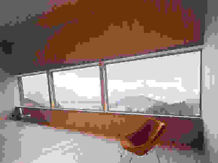 Passivhaus Vogel Moderne Esszimmer von Diethelm & Spillmann Modern
