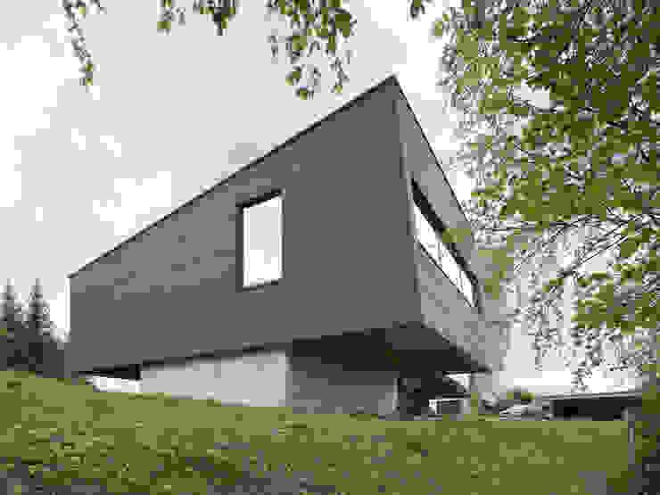 Passivhaus Vogel Moderne Häuser von Diethelm & Spillmann Modern