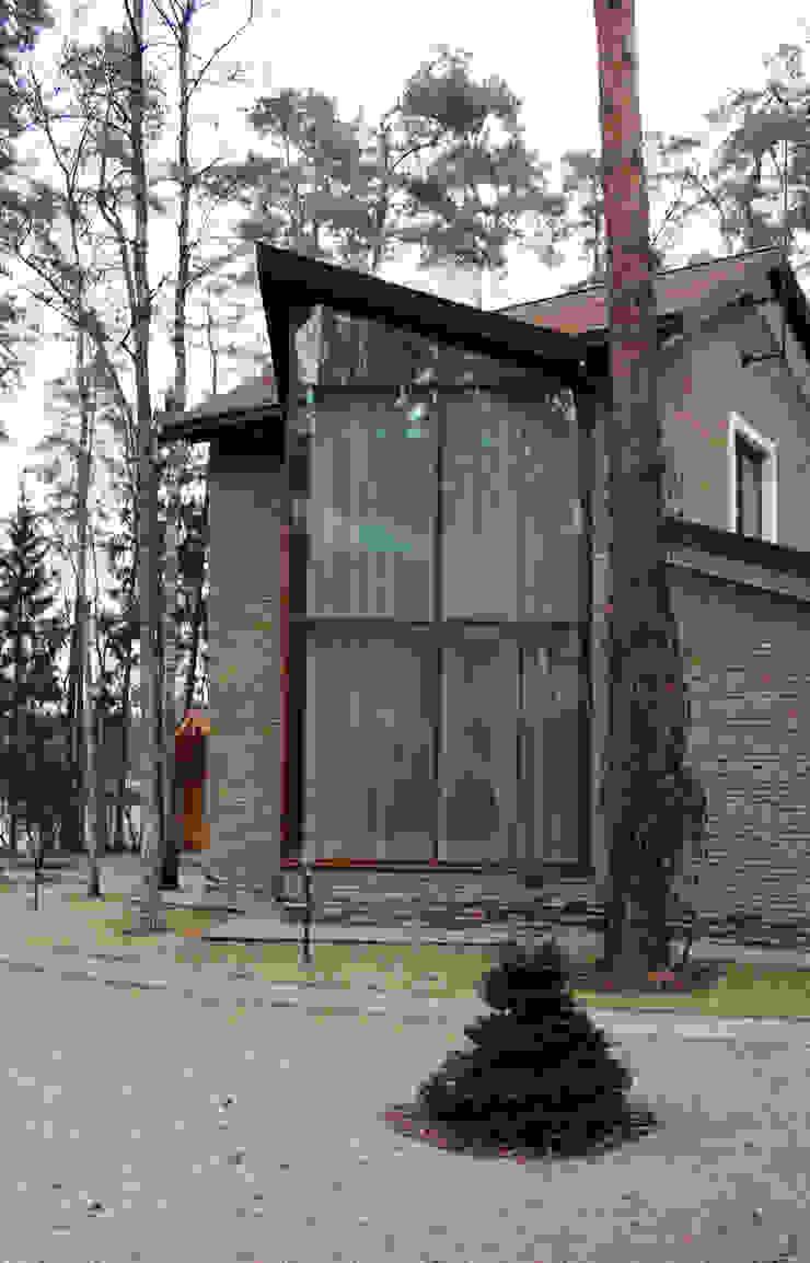 пос. Николина гора, Рублево-Успенское шоссе Дома в классическом стиле от Дизайн-студия интерьера 'ART-B.O.s' Классический