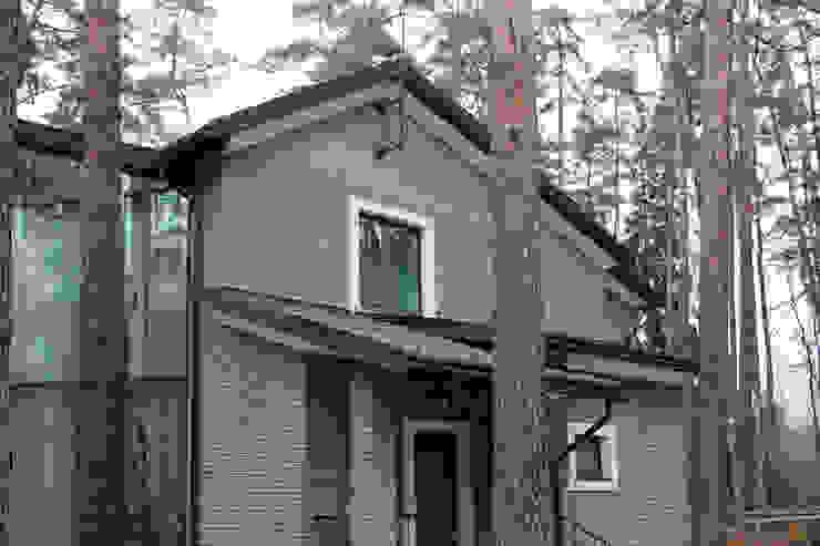 пос. Николина гора, Рублево-Успенское шоссе: Дома в . Автор – Дизайн-студия интерьера 'ART-B.O.s',