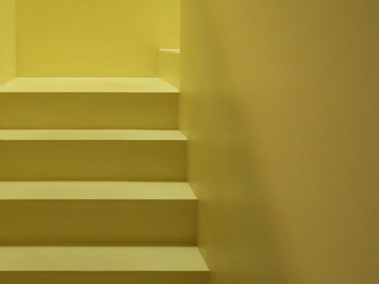 Casa AP Ingresso, Corridoio & Scale in stile moderno di Sergio Virdis architetto Moderno