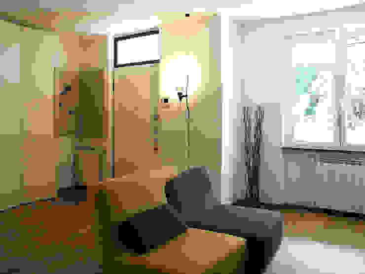 Casa AP Soggiorno moderno di Sergio Virdis architetto Moderno