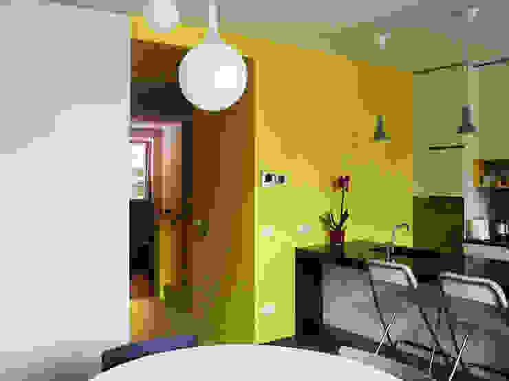 Casa AP Cucina moderna di Sergio Virdis architetto Moderno