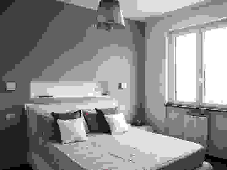 Casa AP Camera da letto moderna di Sergio Virdis architetto Moderno