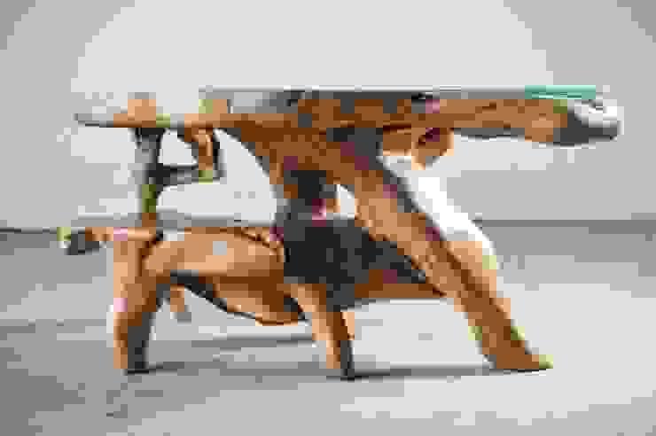 Roots / COCAINE TABLE:  в современный. Автор – WOODSTONEBALI, Модерн