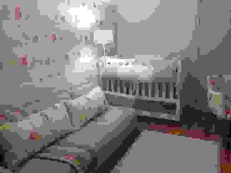 Dormitorios infantiles  de estilo  por Pura!Arquitetura