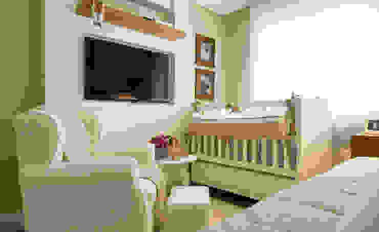 Dormitorios infantiles minimalistas de Pura!Arquitetura Minimalista
