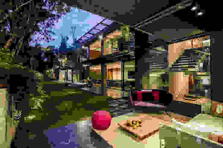 Projekty,  Ogród zaprojektowane przez grupoarquitectura,