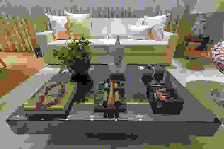 Lívia Bonfim Designer de Interiores Living roomAccessories & decoration