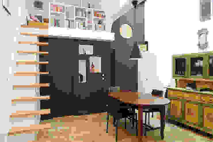 MSD architecte d'intérieur Modern dining room