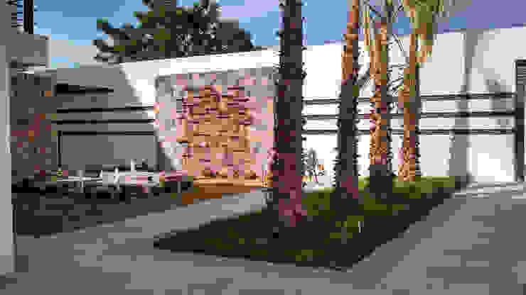 حديقة تنفيذ Acrópolis Arquitectura,