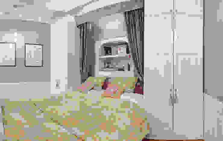Classic style bedroom by MG Interior Studio Michał Głuszak Classic