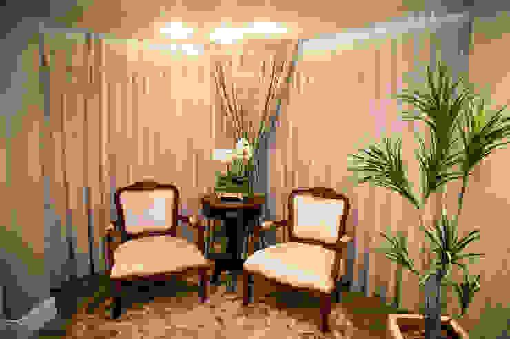 Apartamento Alameda Janeiro 2015 Quartos clássicos por Cas Arquitetos Associados Clássico