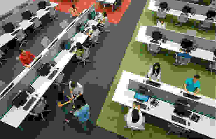 CUATRO44 Office buildings