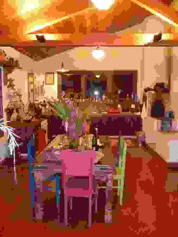 Cozinha e copa por Ronald Ingber Arquitetura Rústico