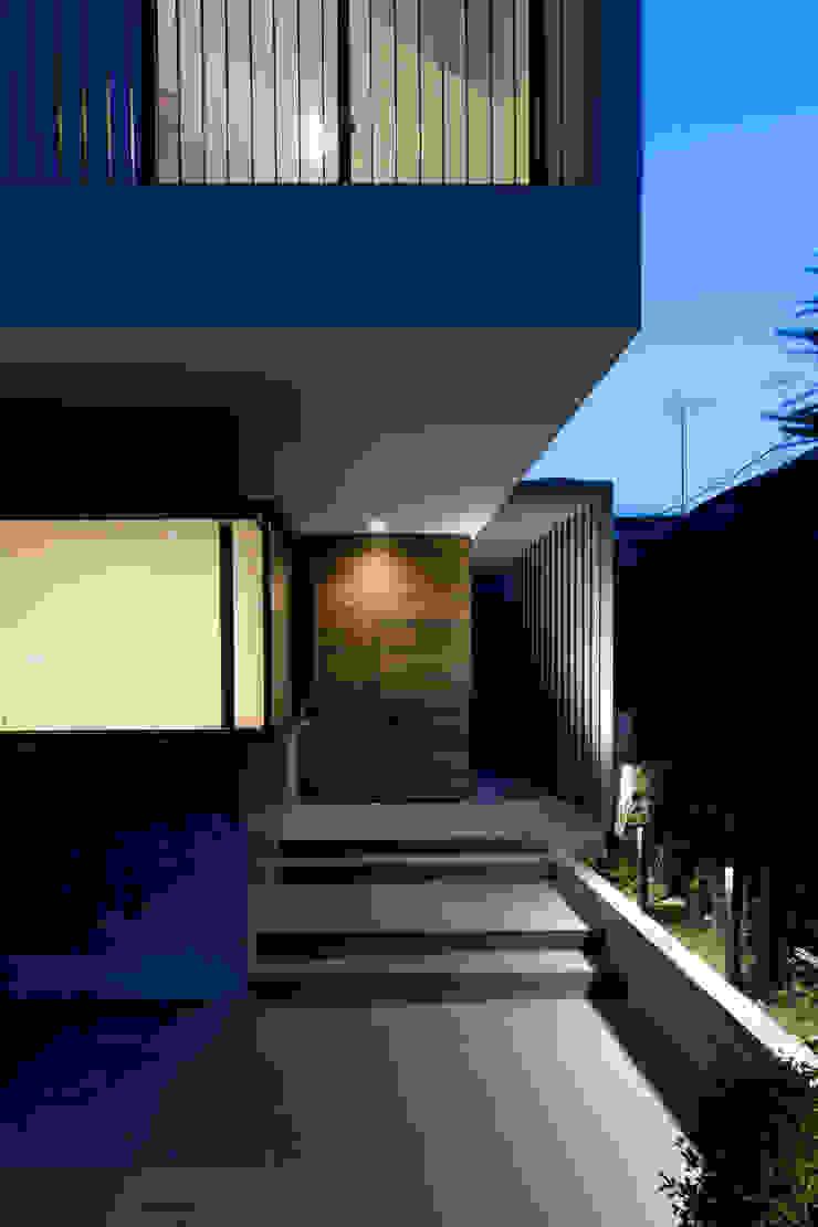 โดย ピコグラム建築設計事務所 โมเดิร์น